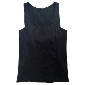 Lululemon Sweaty Or Not Tank Top, Black, 4